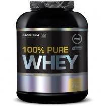 100 Pure Whey - Probiótica - Baunilha - 2000g - Probiótica