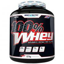 100 Whey - 1,8Kg - Body Nutry - Baunilha -