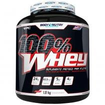100 Whey - 1,8Kg - Body Nutry - Morango -