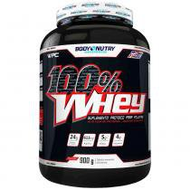 100 Whey - 900G - Body Nutry - Baunilha -