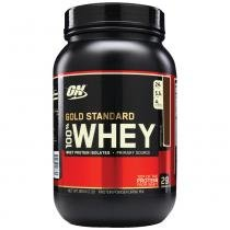 100  Whey Protein Gold Standard - 909 G - Optimum Nutrition - Optimum