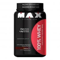 100 Whey Protein - Max titanium