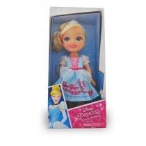 1074 disney princesas 38cm cinderela - Sunny brinquedos