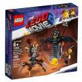 LEGO Movie - O Filme 2 - DC Comics - Batman Vs Barba de Ferro - 70836 -