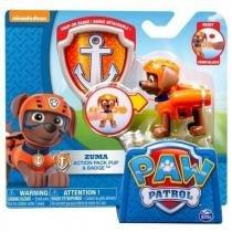 1301 patrulha canina  zuma com distintivo - Sunny brinquedos
