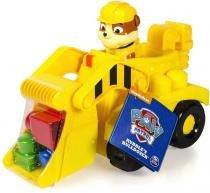 1313 patrulha canina  veiculo de construcao rubble - Sunny brinquedos