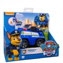 1314 patrulha canina  veiculo de construcao chase - Sunny brinquedos