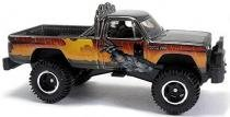 1980 Dodge Macho Power Wagon - Carrinho - Hot Wheels - DC Comics - Batman -