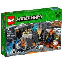 21124 - LEGO Minecraft - Conjunto Portal do Fim - LEGO