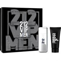212 Men Carolina Herrera - Masculino - Eau de Toilette - Perfume + Loção Corporal - Carolina Herrera