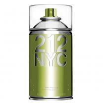 212 NYC Seductive Body Spray Carolina Herrera - Perfume Feminino para o Corpo - 250ml - Carolina Herrera