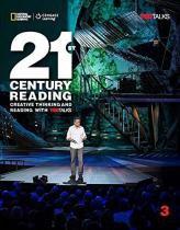 21st century reading 3 creative thinking and reading with ted talks sb - 1st ed - Cengage elt