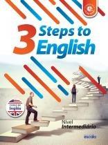 3 steps to english - Escala (editora)