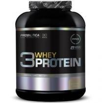 3 Whey Protein - 2Kg - Probiótica - Baunilha - Probiótica