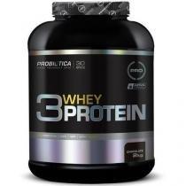 3 Whey Protein - 2Kg - Probiótica - Chocolate - Probiótica