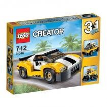 31046 lego creator carro veloz - Lego