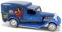 34 Dodge Delivery - Carrinho - Hot Wheels - Disney - Peter Pan - Real Riders -