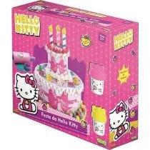 351 ki-massa hello kitty festa da hello kitty - Sunny brinquedos