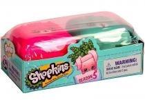 3580 shopkins série 5 - 2 shopkins + 2 mochilas - Dtc