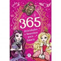 365 Atividades - Ever After High - Ciranda Cultural -