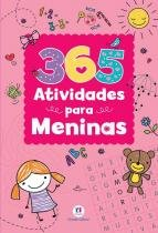 365 atividades para meninas - 9788538068303 - Ciranda cultural