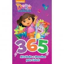 366 Atividades - Dora, a Aventureira - Ciranda Cultural -