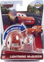 3716 disney hatch n heroes carros - lighting mcqueen - Dtc
