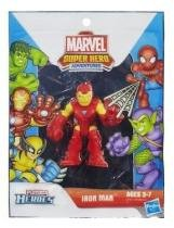 37648 marvel  super hero - homem  de ferro - Playskool