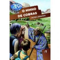 39 Clues, the, V.7 - Ninho de Cobras - Atica editora
