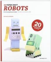 3d Paper Craft - Robots - Promopress