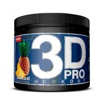 3D Pro Workout 200g Abacaxi Procorps - ProCorps Nutrition