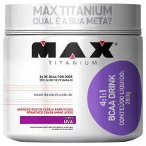 4:1:1 BCAA Drink 280gr - Max Titanium - Max Titanium