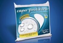 40 Capas Protetoras Impermeáveis 100 algodão 50 x 70cm - Duoflex - Duoflex