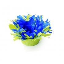 40 Forminhas Doce Am/Azul Decoração Festas - Cromus