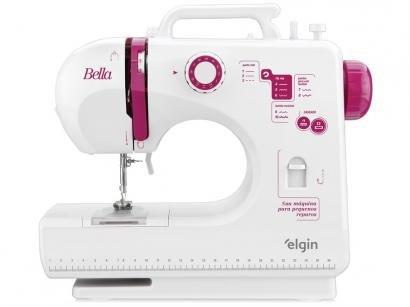 Máquina de Costura Elgin - Bella BL12000