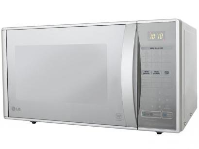 Micro-ondas LG 30L com Grill Easy Clean - MH7053R