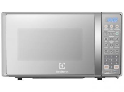 Micro-ondas Electrolux 20L MT30S - QR Code com Receitas