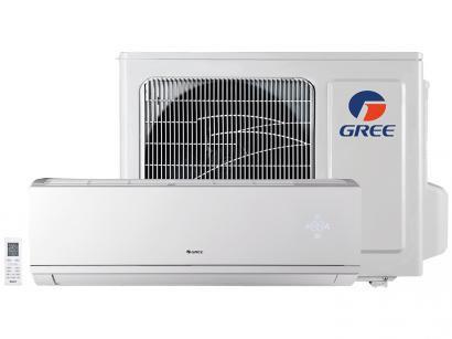 Ar-Condicionado Split Gree 18.000 BTUs - Quente/Frio Hi-wall Eco Garden GWH18QD-D3NNB4C