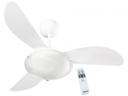 Ventilador de Teto 3 Pás 3 Velocidades - Ventisol Sunny