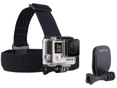 Faixa de Cabeça com QuickClip - GoPro