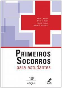 Livro - Primeiros socorros para estudantes -