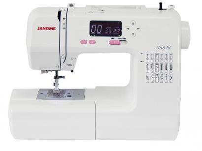 Máquina de Costura Janome 2018DC - Eletrônica