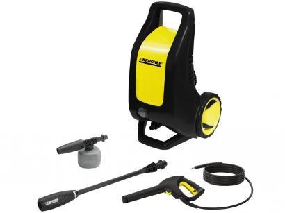 Lavadora de Alta Pressão Karcher K2 2500 - Mangueira 3m Aplicador de Detergente