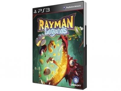 Rayman Legends: Signature Edition para PS3 - Ubisoft