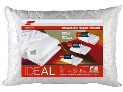 Travesseiro com Altura Ajustável Fibrasca   - Ideal