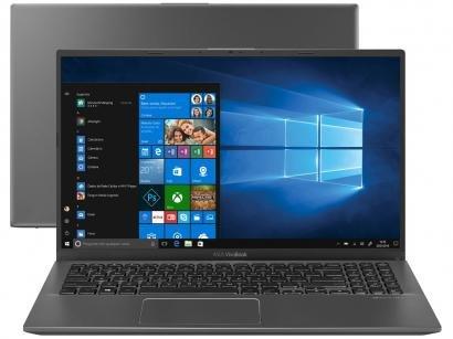 "Notebook Asus VivoBook X512FA Intel Core i5 - 4GB 1TB 15,6"" Windows 10"
