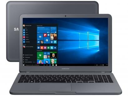 "Notebook Samsung Essentials E30 Intel Core i3 4GB - 1TB 15,6"" Full HD Windows 10"