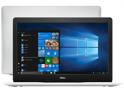 "Notebook Dell Inspiron i15-3584-A10B Intel Core i3 - 4GB 1TB 15,6"" Windows 10"