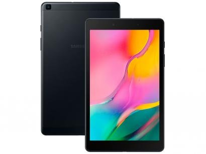 "Tablet Samsung Galaxy Tab A T290 32GB 8"" Wi-Fi  - Android 9.0 Quad Core Câm. 8MP"