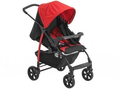 Carrinho de Bebê Passeio Burigotto Ecco Reclinável - 4 Posições para Crianças até 15kg